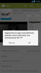Alcatel One Touch Idol - Applicazioni - Installazione delle applicazioni - Fase 10