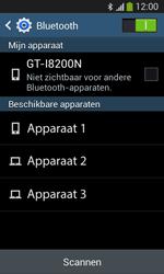 Samsung Galaxy S3 Mini Lite - bluetooth - aanzetten - stap 6