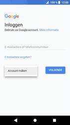 Sony Xperia XZ1 (G8341) - Applicaties - Account aanmaken - Stap 5