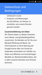 Samsung Galaxy S6 - Apps - Konto anlegen und einrichten - 15 / 21