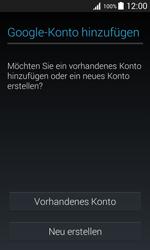 Samsung G388F Galaxy Xcover 3 - Apps - Konto anlegen und einrichten - Schritt 4