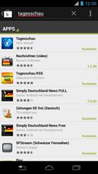 Motorola RAZR i - Apps - Herunterladen - 6 / 22