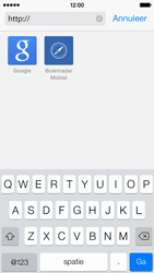 Apple iPhone 5c - Internet - Internet gebruiken - Stap 17