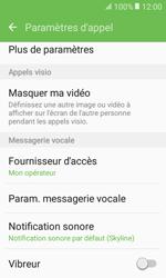 Samsung G389 Galaxy Xcover 3 VE - Messagerie vocale - Configuration manuelle - Étape 6