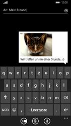 Nokia Lumia 830 - MMS - Erstellen und senden - Schritt 15