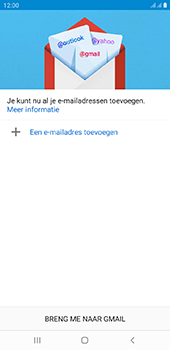 Samsung Galaxy J6 Plus - E-mail - e-mail instellen (gmail) - Stap 6