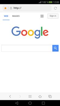 Huawei Mate S - Internet - Internet browsing - Step 9