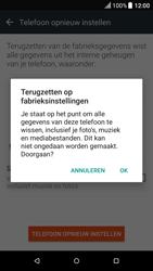 HTC One A9 - Android Nougat - Resetten - Fabrieksinstellingen terugzetten - Stap 7