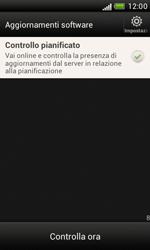 HTC Desire X - Software - Installazione degli aggiornamenti software - Fase 8
