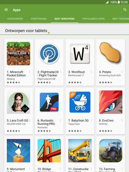Samsung Galaxy Tab A 9.7 (SM-T555) - Applicaties - Downloaden - Stap 7
