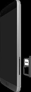 LG H840 G5 SE - SIM-Karte - Einlegen - Schritt 5