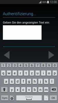 Samsung Galaxy Note 4 - Apps - Einrichten des App Stores - Schritt 17