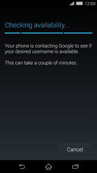 Sony Xperia Z2 - Applications - Setting up the application store - Step 9
