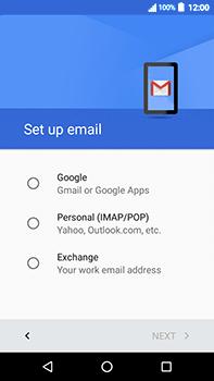 Acer Liquid Zest 4G Plus - E-mail - Manual configuration (gmail) - Step 7