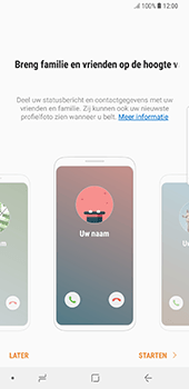 Samsung Galaxy Note 8 (SM-N950F) - Contacten en data - Contacten overzetten via Bluetooth - Stap 4