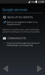 Samsung G357 Galaxy Ace 4 - Applicaties - Account instellen - Stap 15