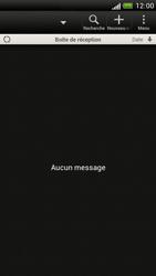 HTC Z520e One S - E-mail - Configuration manuelle - Étape 4