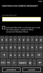 Nokia Lumia 1020 - Premiers pas - Créer un compte - Étape 10