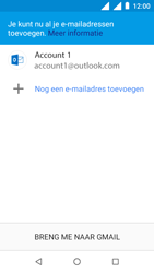 Nokia 1 - E-mail - handmatig instellen (outlook) - Stap 12