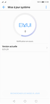 Huawei P20 Pro - Logiciels - Installation de mises à jour - Étape 5