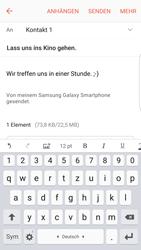 Samsung G925F Galaxy S6 edge - Android M - E-Mail - E-Mail versenden - Schritt 19