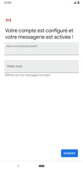 Google Pixel 3a - E-mails - Ajouter ou modifier votre compte Yahoo - Étape 12