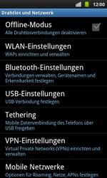 Samsung I9001 Galaxy S Plus - MMS - Manuelle Konfiguration - Schritt 5