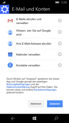 Microsoft Lumia 650 - E-Mail - Konto einrichten (gmail) - Schritt 10