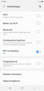 Samsung galaxy-j6-sm-j600fn-ds-android-pie - WiFi - Handmatig instellen - Stap 5