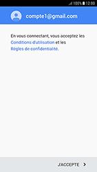 Samsung Galaxy J3 (2017) - E-mail - Configuration manuelle (gmail) - Étape 13