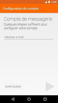 Motorola Moto E4 Plus - E-mails - Ajouter ou modifier un compte e-mail - Étape 5