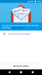 Sony Xperia XZ - Android Oreo - E-Mail - Konto einrichten (gmail) - Schritt 6