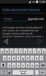 Samsung Galaxy J1 (SM-J100H) - Applicaties - Account aanmaken - Stap 8