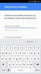 Samsung Galaxy A3 (2017) - Apps - Konto anlegen und einrichten - Schritt 12
