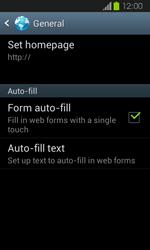 Samsung Galaxy Express - Internet and data roaming - Manual configuration - Step 21
