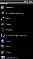 HTC Z715e Sensation XE - Wifi - handmatig instellen - Stap 4