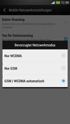 HTC One Mini - Netzwerk - Netzwerkeinstellungen ändern - Schritt 6