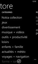 Nokia Lumia 635 - Applications - Installation d