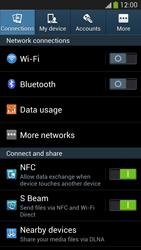 Samsung Galaxy S 4 Active - Internet and data roaming - Disabling data roaming - Step 4