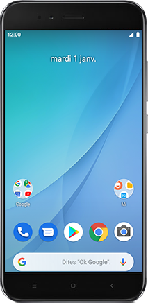 Xiaomi Mi A1 - Internet - Configuration manuelle - Étape 19