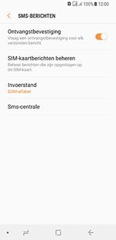 Samsung galaxy-a8-2018-sm-a530f-android-oreo - SMS - Handmatig instellen - Stap 11