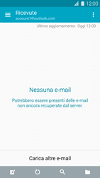 Samsung Galaxy S 5 - E-mail - 032c. Email wizard - Outlook - Fase 7