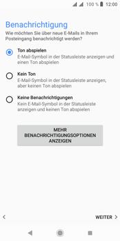 Sony Xperia L3 - E-Mail - Konto einrichten (outlook) - Schritt 15