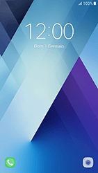 Samsung Galaxy A3 (2017) - Dispositivo - Come eseguire un soft reset - Fase 5