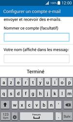 Samsung Galaxy Trend 2 Lite - E-mails - Ajouter ou modifier un compte e-mail - Étape 19
