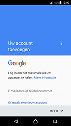 Sony Xperia XZ Premium - E-mail - handmatig instellen (gmail) - Stap 9