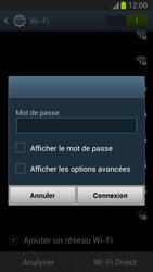 Samsung Galaxy Note II - WiFi - Configuration du WiFi - Étape 7