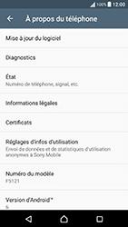 Sony Xperia X Performance (F8131) - Appareil - Mises à jour - Étape 6