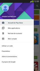 Samsung Galaxy S 4 Active - Applications - Comment vérifier les mises à jour des applications - Étape 5
