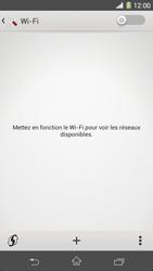 Sony Xperia Z1 - WiFi - Configuration du WiFi - Étape 5